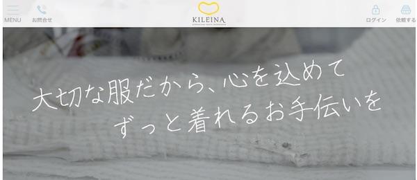 キレイナ公式サイト