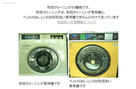 オンダクリーニングのペットのおしっこ布団専用の洗濯機