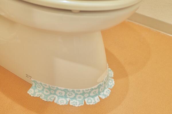 トイレの隙間テープ
